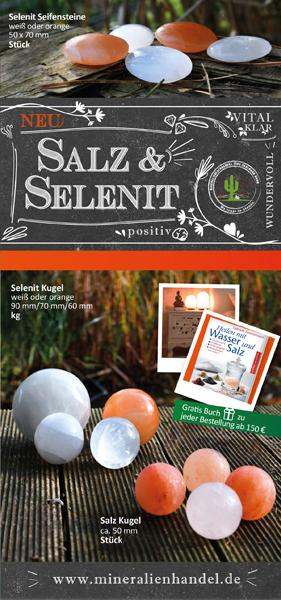 Salz & Selenit