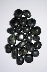 Nephrit Trommelsteine Peru