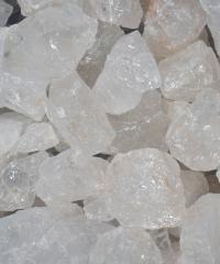 Bergkristall Rohbrocken
