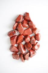 Brekzien-Jaspis Trommelsteine