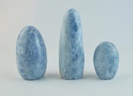 Calcit blau Free Form