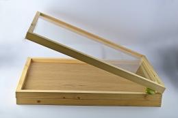 Holzbox ohne Fächer