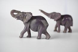 Lepidolith Elefant