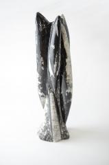 Orthoceras Skulptur