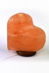 Salz Herzlampe